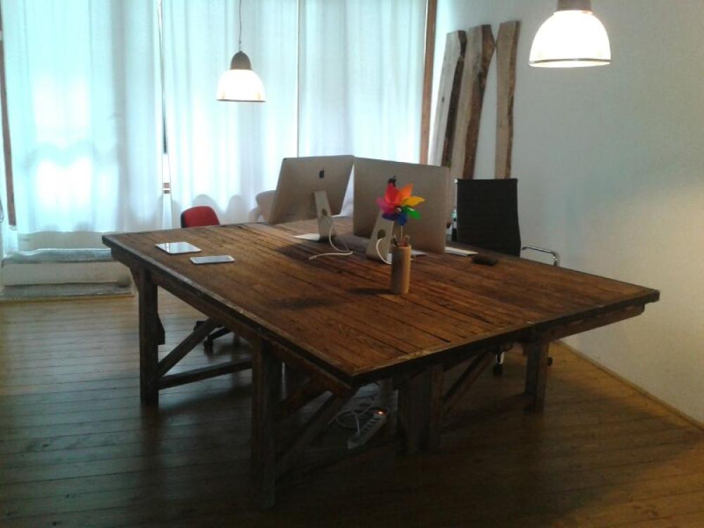 Realizzazione doppio bancone per ufficio – cod. 267