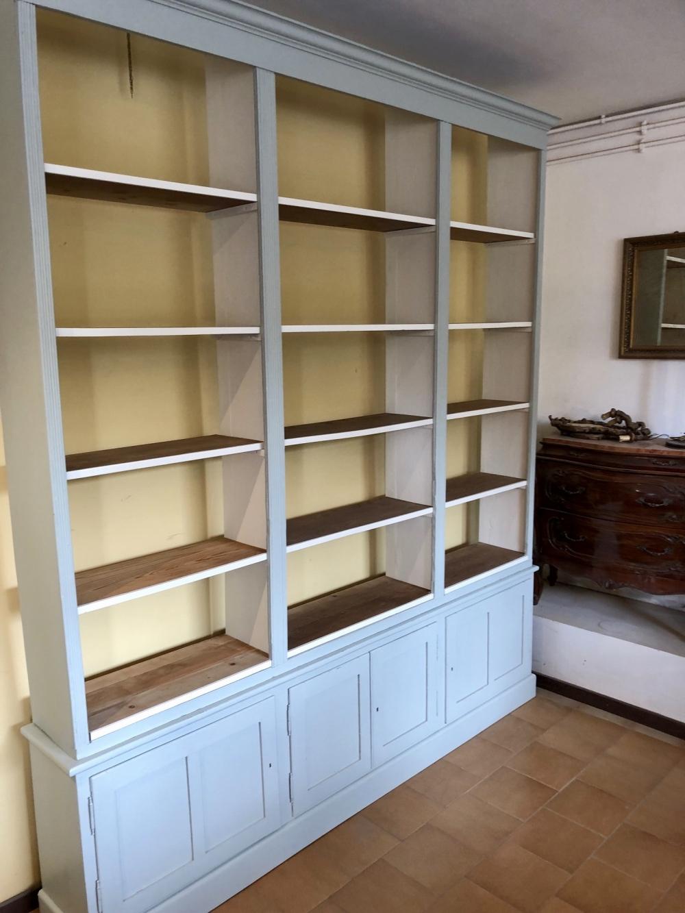 Libreria abete restaurata – cod. 750