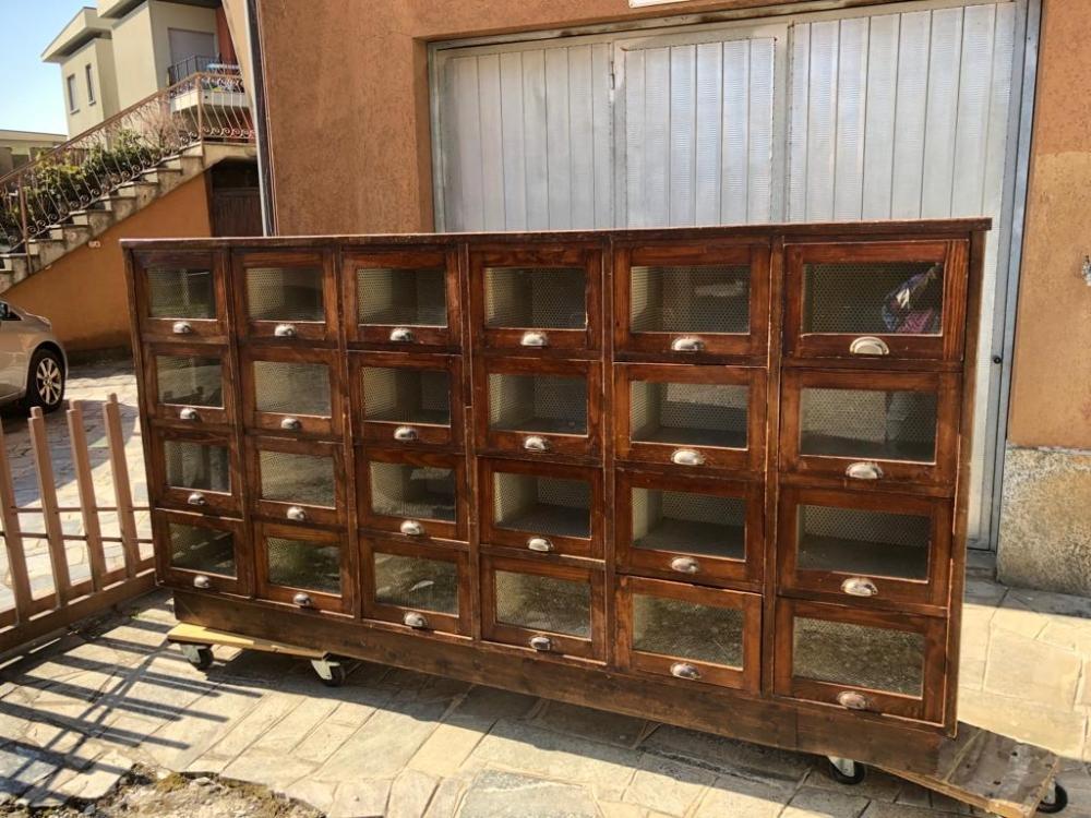 Grande pastaia 24 cassetti- cod. 1126
