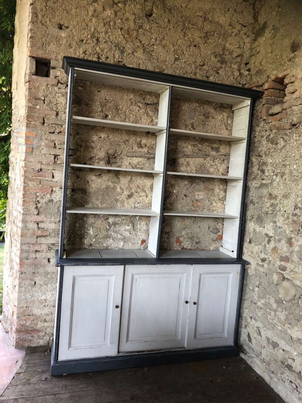 Credenza libreria restaurata – cod. 1198