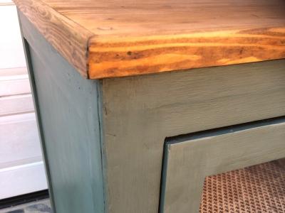 Mobile pastaia con cassetti restaurato – cod.1285