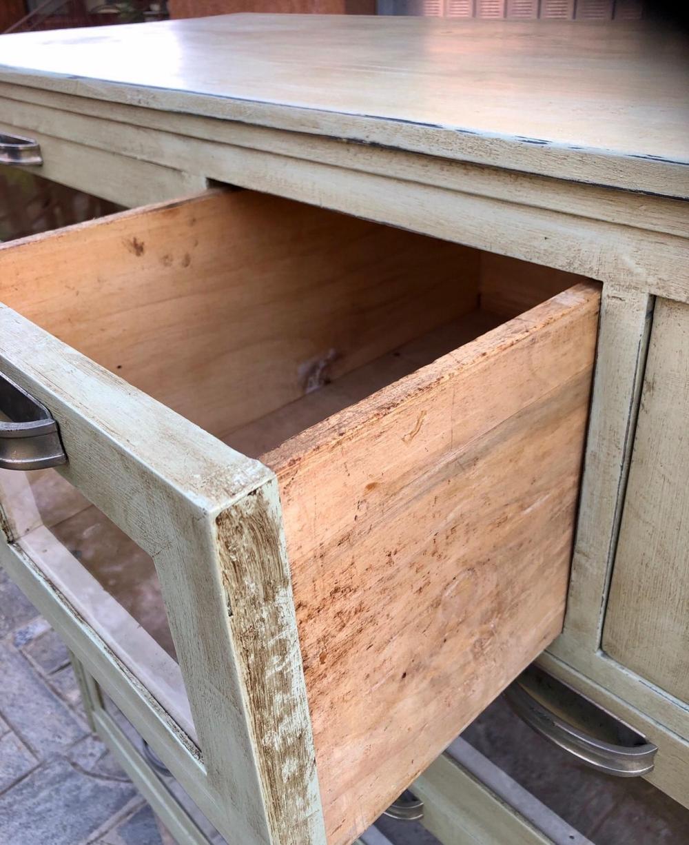 Mobile pastaia anni 50 restaurato – cod 1341