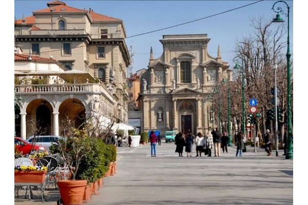Antiquariato sul sentierone – Bergamo
