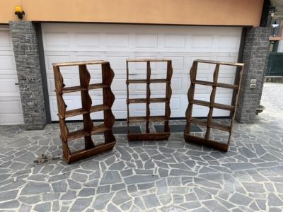 3 Piccoli scaffali da negozio – cod.1540