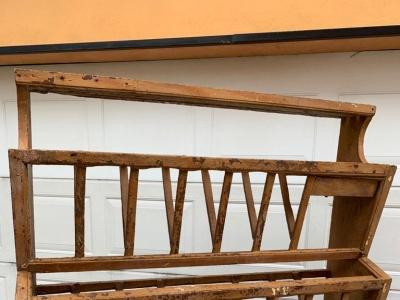 Piccolo mobile d'epoca da negozio – cod. 1554