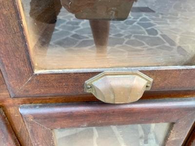 Cassettiera con piattaia / alzata – cod.1601